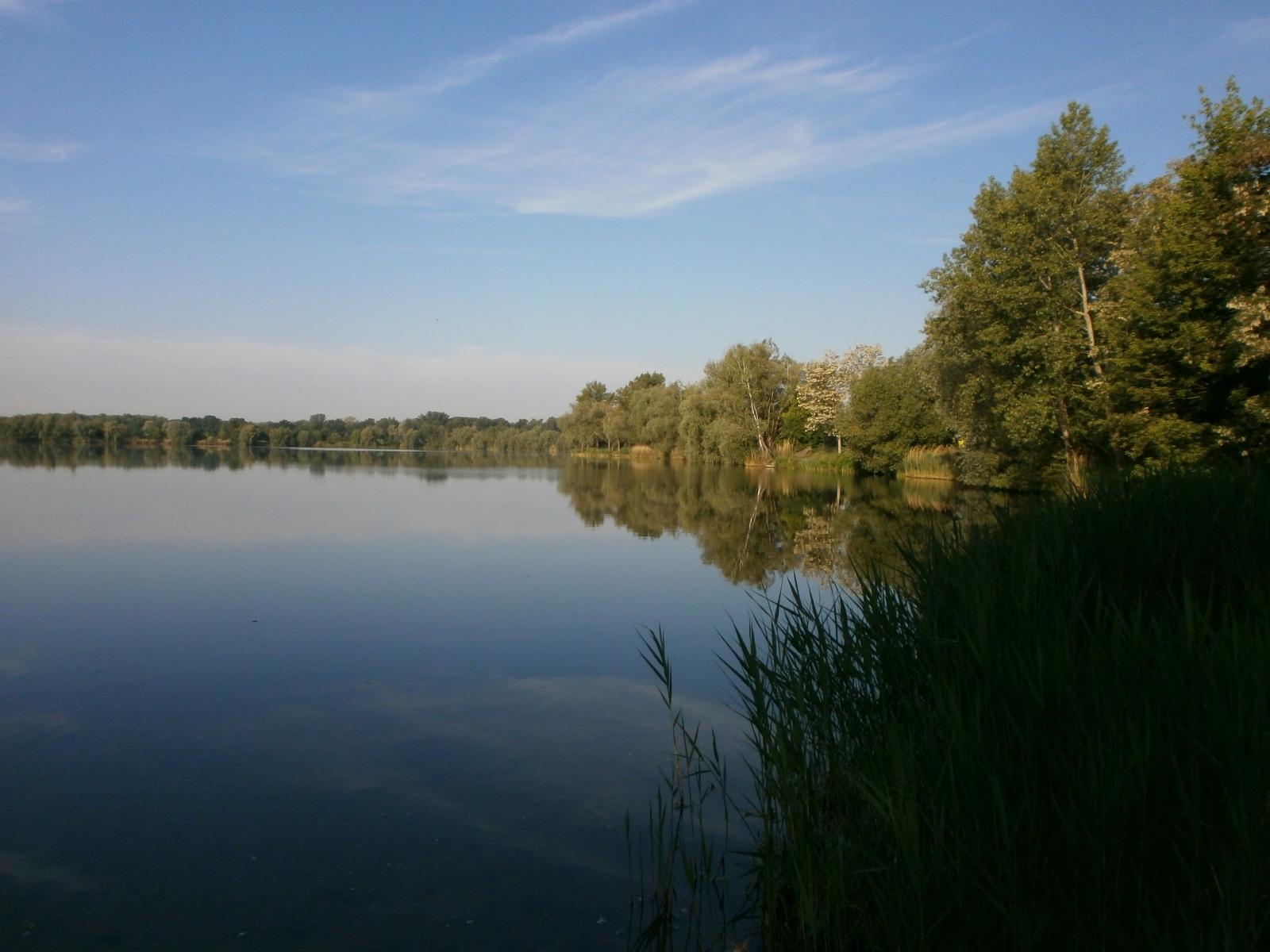 Písník Hradištko
