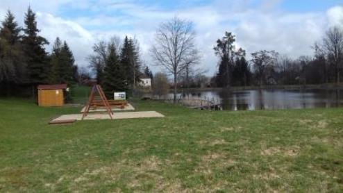 Pilský rybník a okolí