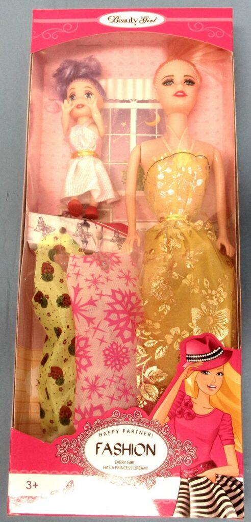 Obrázek panenky